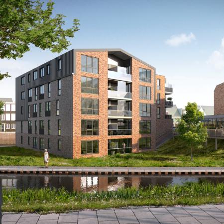 Ontwikkeling woonzorgvilla én 28 senioren appartementen Bergen op Zoom Vrijborg Vught