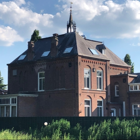 Herbestemming pastorie Boxtel naar woonzorghuis Vrijborg Vught