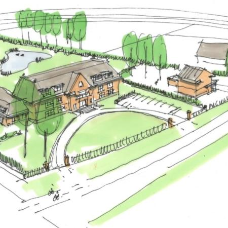 Ontwikkeling van Woonzorgcomplex in Noord-Brabant Vrijborg Vught