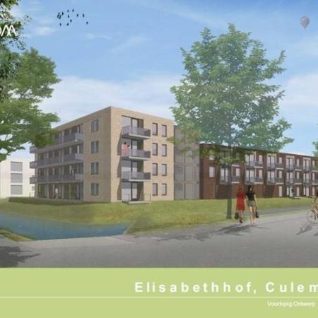 Nieuwbouw ontwikkeling levensloopbestendige appartementen Vrijborg Vught