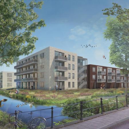 Ontwikkeling levensloopbestendige appartementen Culemborg Vrijborg Vught