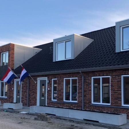 Nieuwbouw seniorenwoningen Culemborg Vrijborg Vught