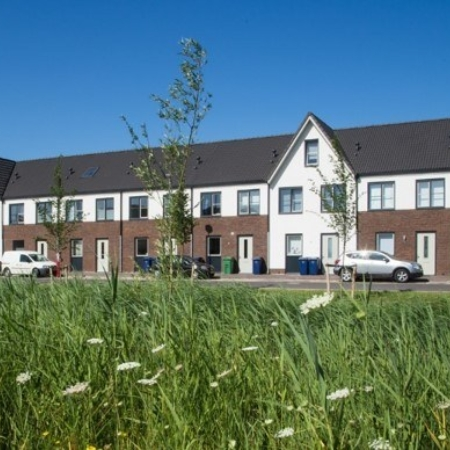 Technische uitontwikkeling concept betaalbare huurwoning Vrijborg Vught
