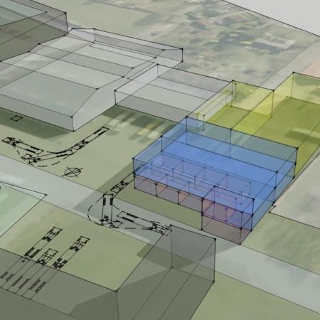 Ontwikkeling en ontwerp nieuwbouw DC van 4.500 m2 DC Diessen Vrijborg Vught
