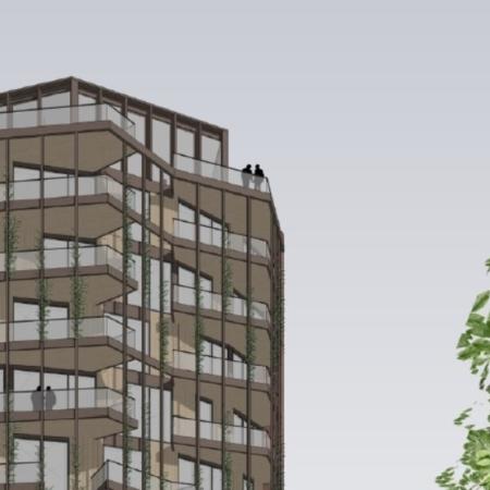 Ontwikkeling 30 appartementen Dordrecht Vrijborg Vught