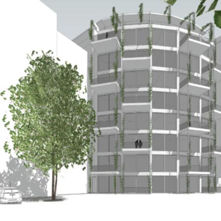 Transformatie kantoorgebouw Dordrecht  Vrijborg Vught