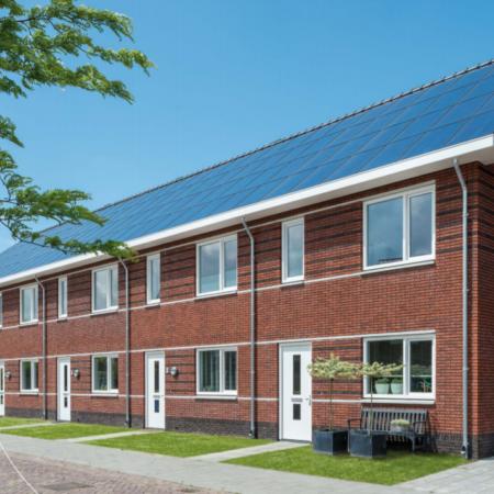 Nieuwbouwplan 28 woningen Gemonde Vrijborg Vught
