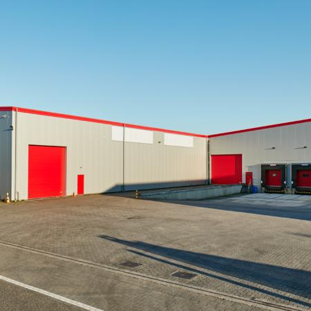 Begeleiding renovatie warehouse Etten-Leur Vrijborg Vught