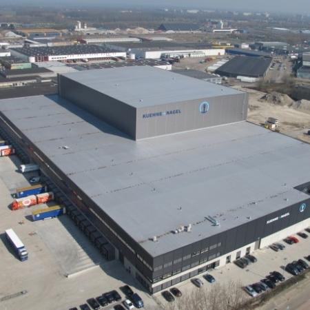 NEN2580 voor verkooptransactie nieuwbouw DC Vrijborg Vught