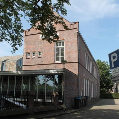 Herinrichting Levensschool SiNTLUCAS Vrijborg Vught