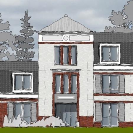 Ontwikkeling woonzorgvilla Sint-Michielsgestel Vrijborg Vught