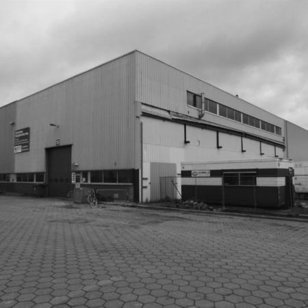 TDD aankoop van twee bedrijfshallen  Vrijborg Vught