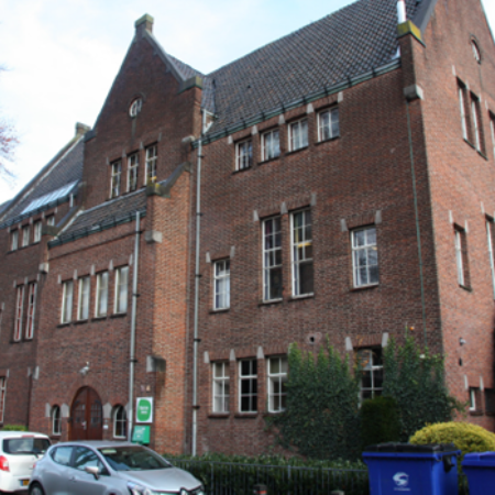 Herbestemming rijksmonumentale montessorischool Tilburg Vrijborg Vught