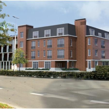 Ontwikkeling woonzorg complex Tilburg Vrijborg Vught