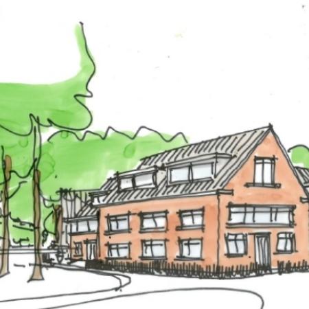 Ontwikkeling Woonzorghuis Reeshof Tilburg Vrijborg Vught