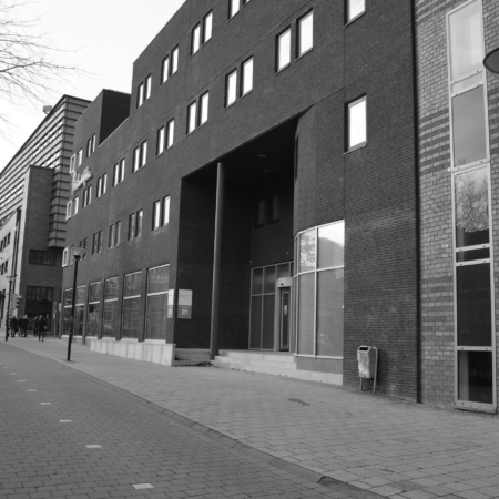 Herinrichting Rechtbank Midden Nederland Vrijborg Vught