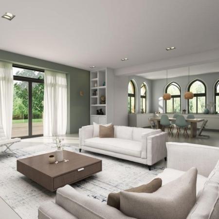 Ontwikkeling van 6 luxe appartementen in voormalige Kapel Glorieux Vught Vrijborg Vught