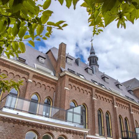 Ontwikkeling luxe seniorenappartementen Vught Vrijborg Vught