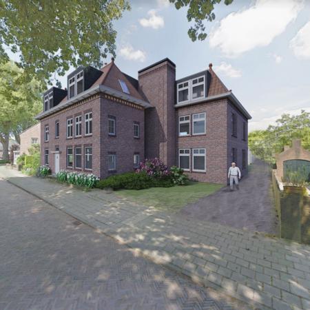 Ontwikkeling woonzorgvilla Vught Vrijborg Vught