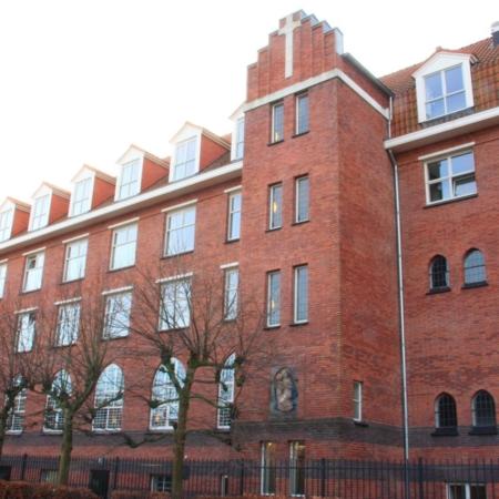 Renovatie en uitbreiding Klooster Mariënhage Eindhoven Vrijborg Vught